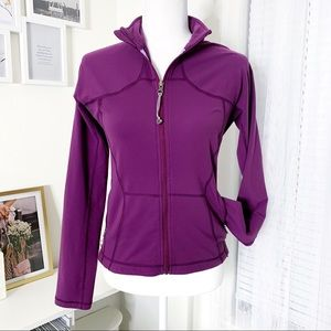 Lululemon Women's Shape Up Track Style Jacket  8